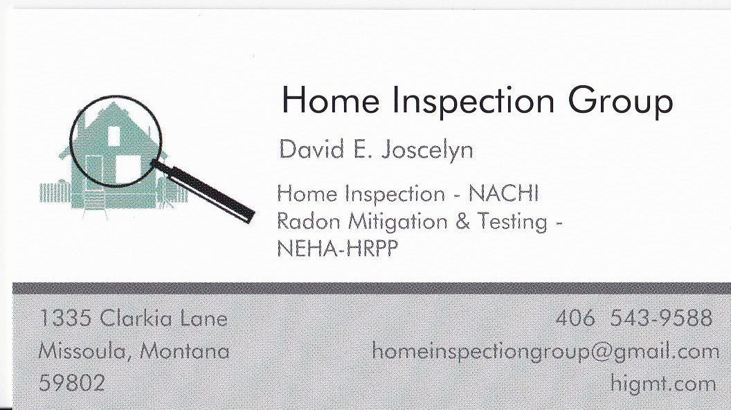 Home Inspection - Missoula, MT